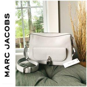NWT Marc Jacobs leather shoulder messenger bag
